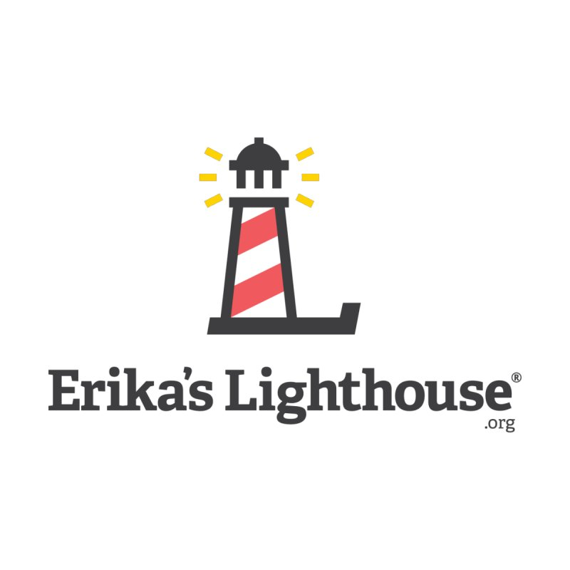 Erika's Lighthouse Men's T-Shirt by Erika's Lighthouse Artist Shop