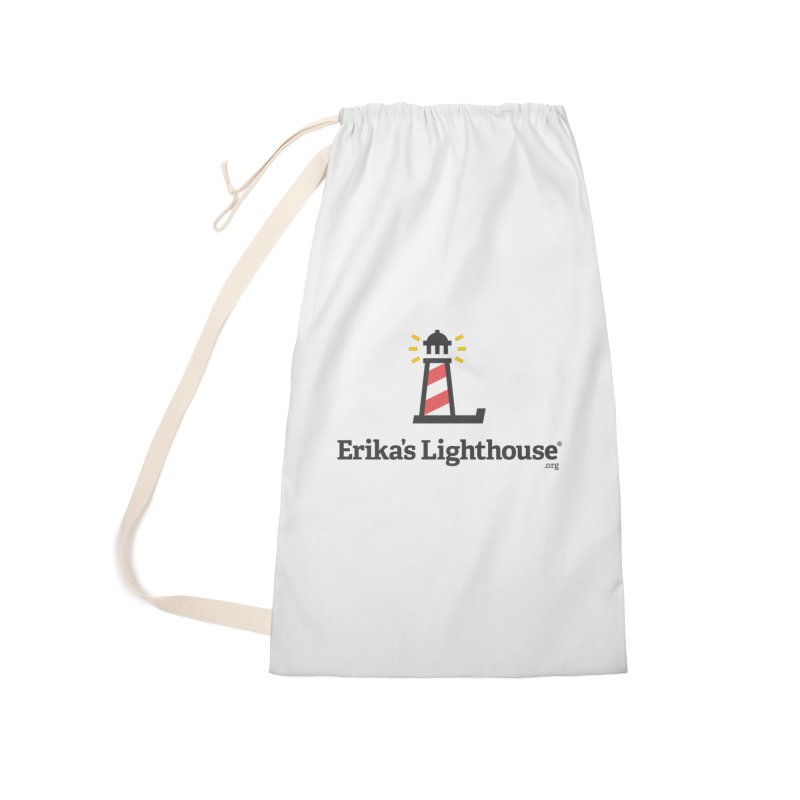 Erika's Lighthouse Accessories Laundry Bag Bag by Erika's Lighthouse Artist Shop
