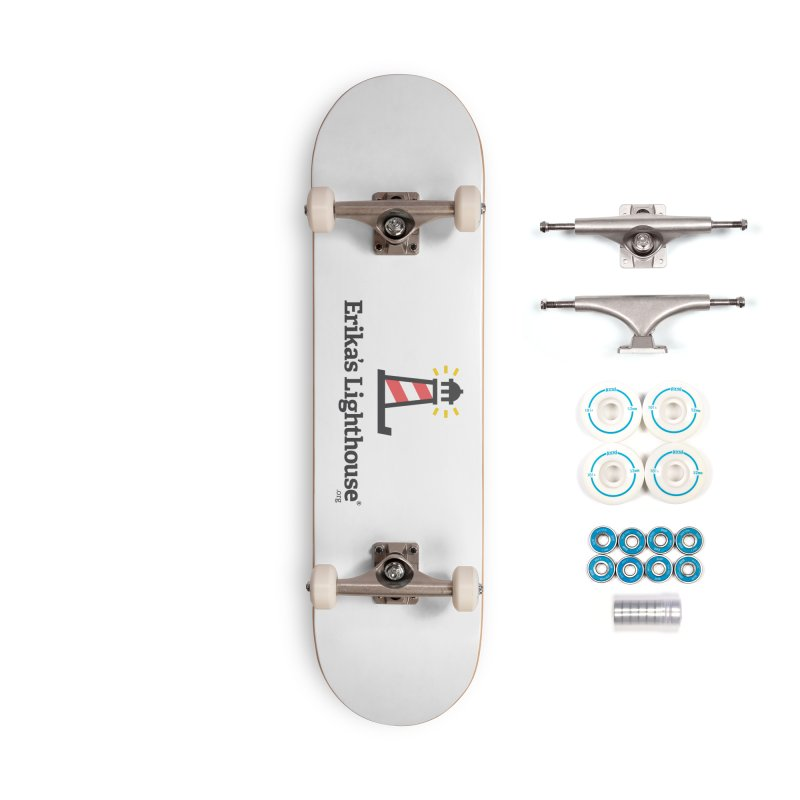 Erika's Lighthouse Accessories Complete - Basic Skateboard by Erika's Lighthouse Artist Shop