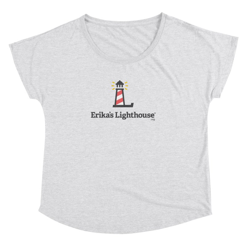 Erika's Lighthouse Women's Dolman Scoop Neck by Erika's Lighthouse Artist Shop