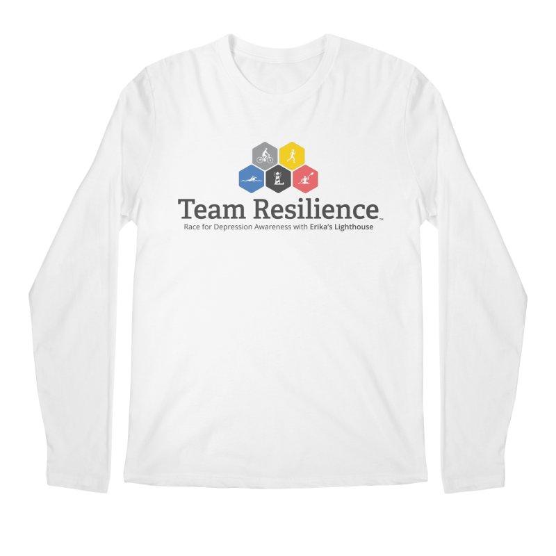 Team Resilience Men's Regular Longsleeve T-Shirt by Erika's Lighthouse Artist Shop