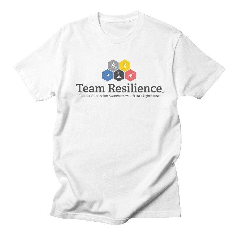 Team Resilience Women's Regular Unisex T-Shirt by Erika's Lighthouse Artist Shop