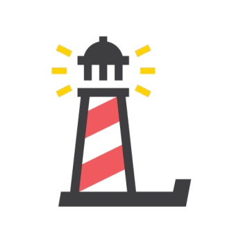 Erika's Lighthouse Artist Shop Logo