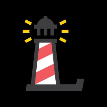 Erika's Lighthouse Artist Shop Logo
