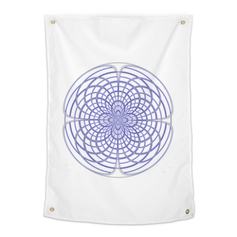 China Plate Home Tapestry by Eriklectric's Artist Shop