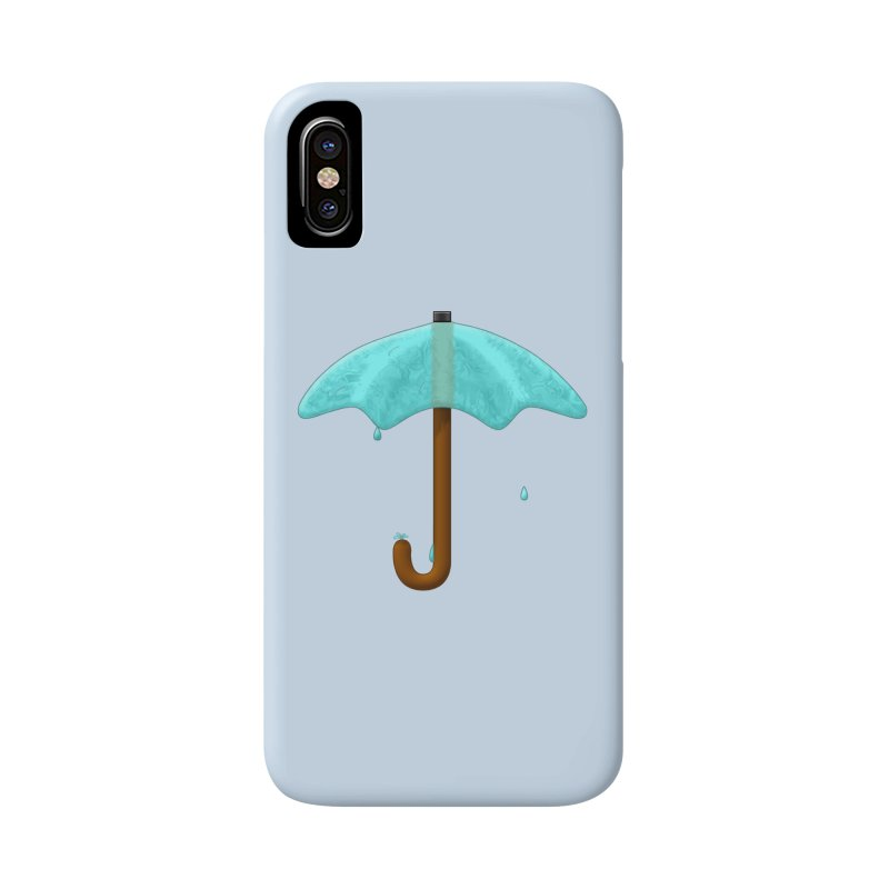 Water Umbrella Accessories Phone Case by Eriklectric's Artist Shop