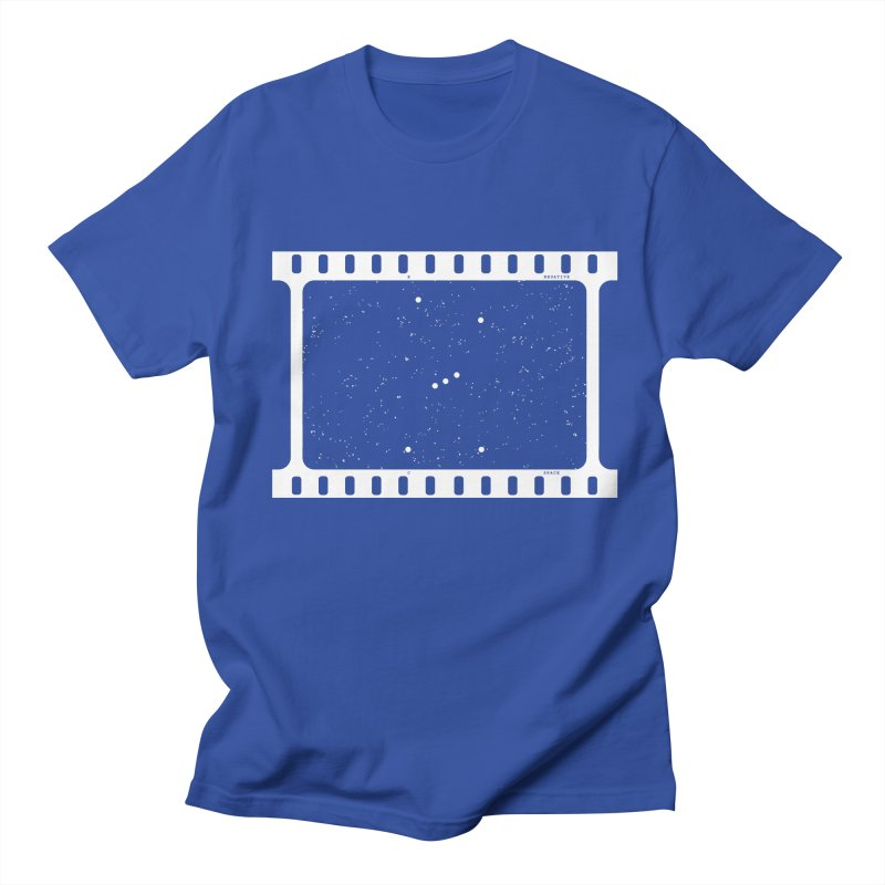 Space Negative Women's Unisex T-Shirt by Eriklectric's Artist Shop