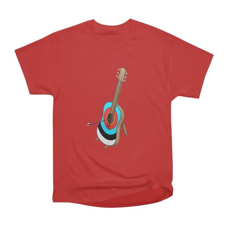 Guitarget Men's Classic T-Shirt by Eriklectric's Artist Shop