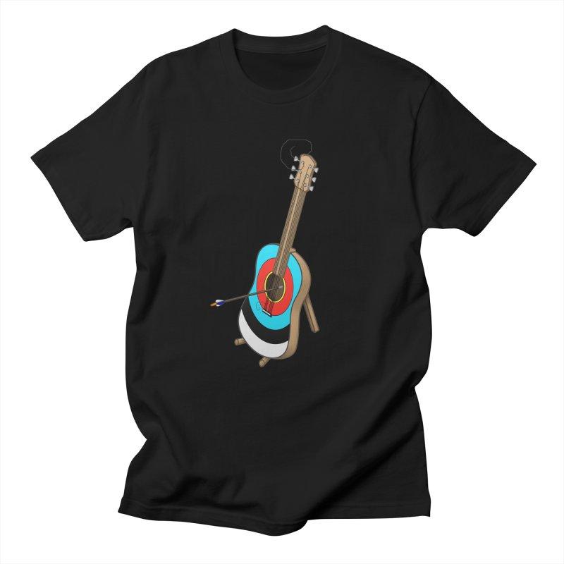 Guitarget Women's Unisex T-Shirt by Eriklectric's Artist Shop