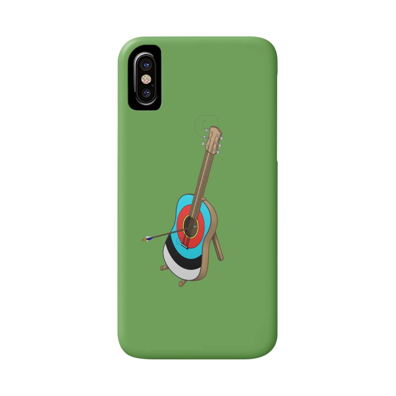 Guitarget Accessories Phone Case by Eriklectric's Artist Shop