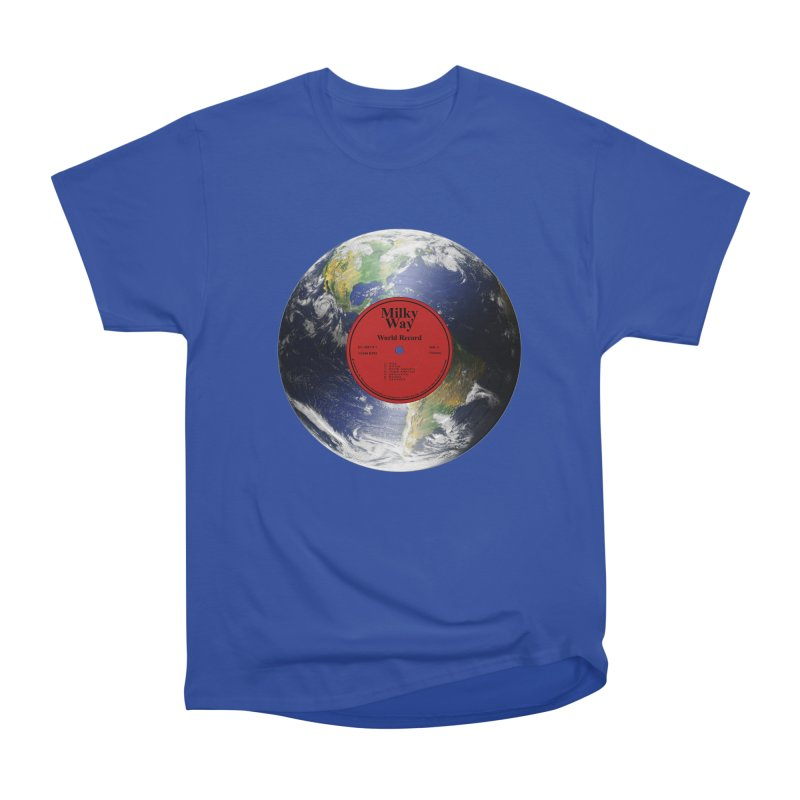 World Record Men's Classic T-Shirt by Eriklectric's Artist Shop