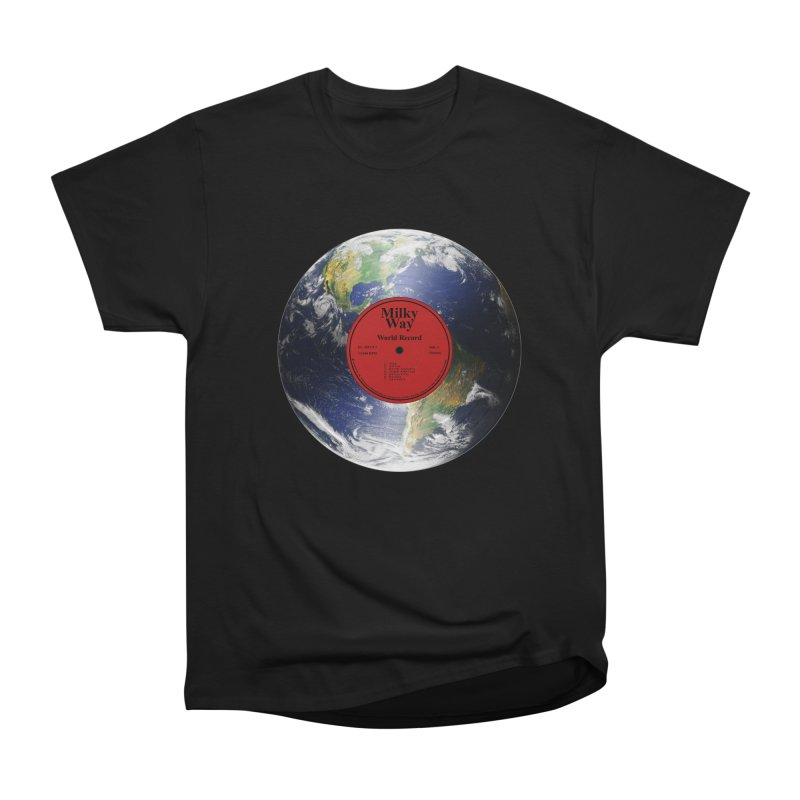 World Record Women's Classic Unisex T-Shirt by Eriklectric's Artist Shop