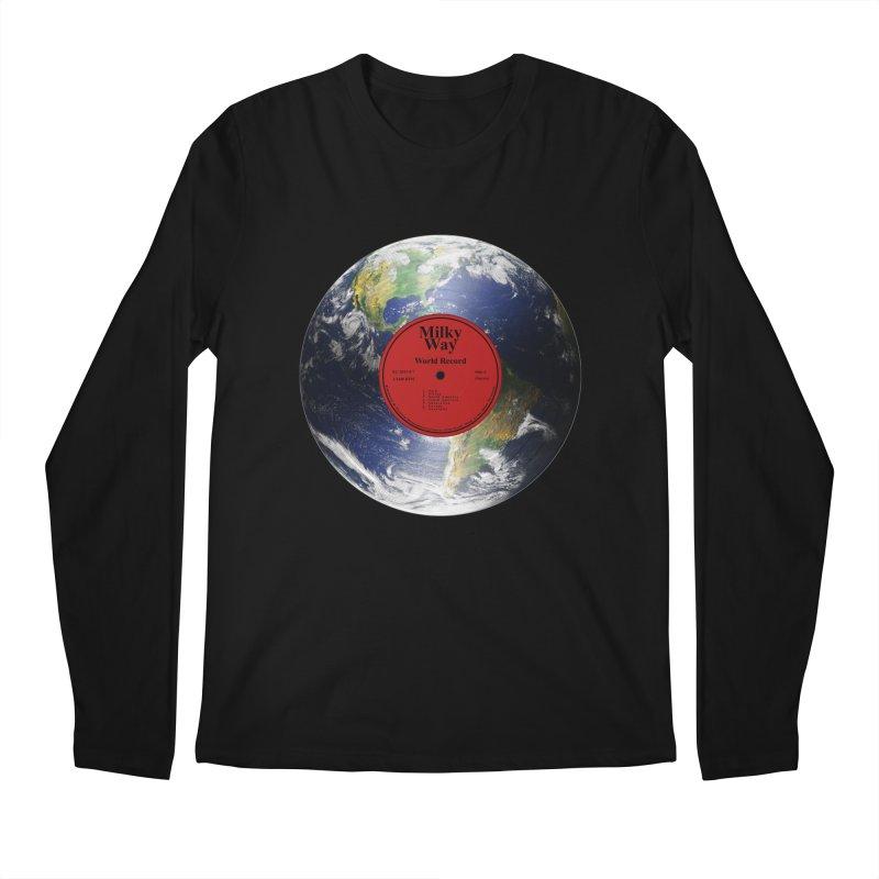 World Record Men's Longsleeve T-Shirt by Eriklectric's Artist Shop