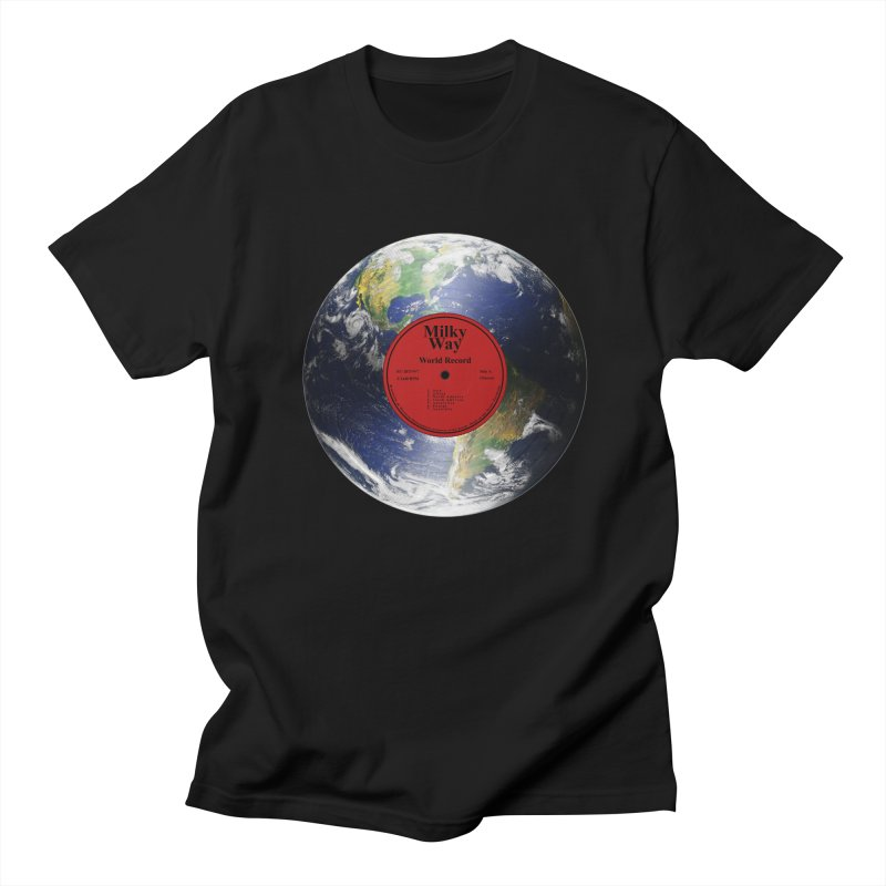 World Record Men's T-Shirt by Eriklectric's Artist Shop
