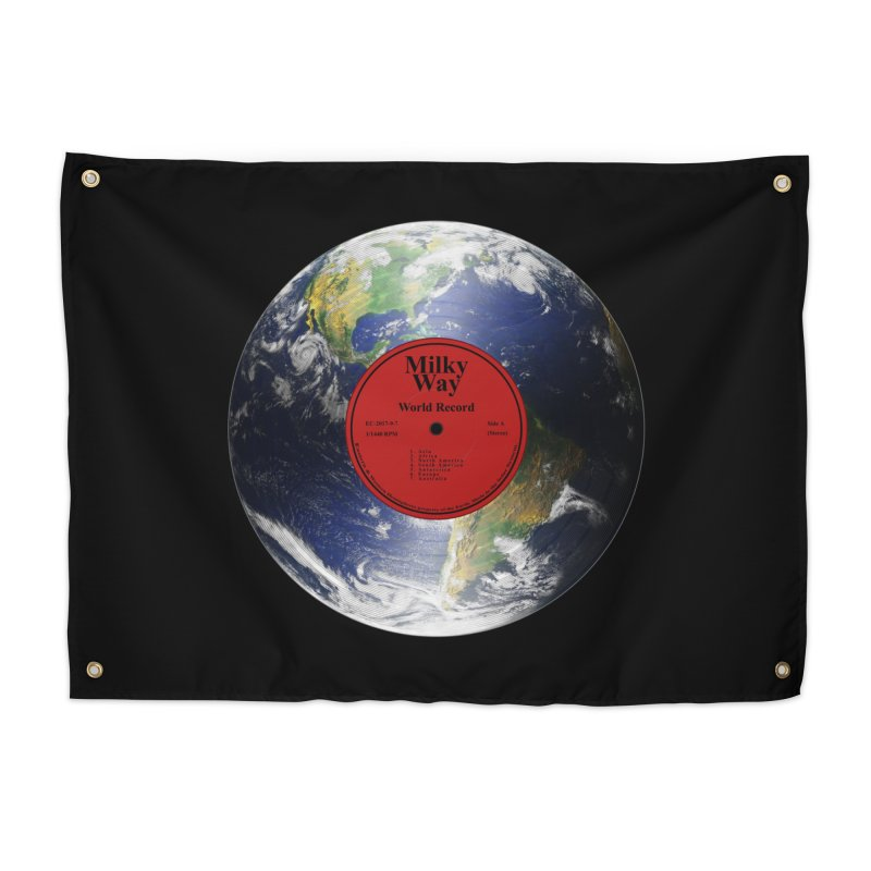 World Record Home Tapestry by Eriklectric's Artist Shop