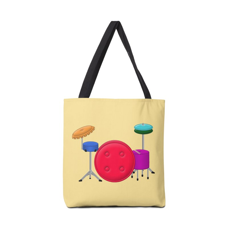 Percushion Accessories Bag by Eriklectric's Artist Shop