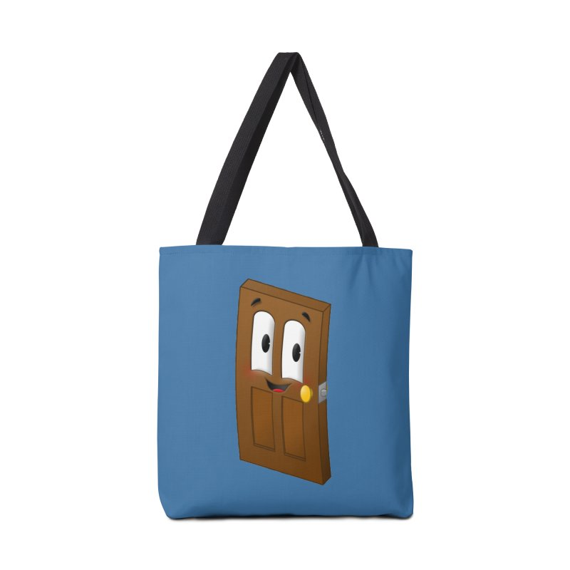 A-door-able Accessories Bag by Eriklectric's Artist Shop