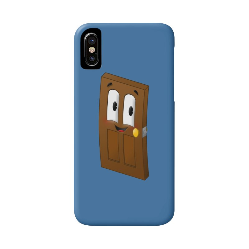 A-door-able Accessories Phone Case by Eriklectric's Artist Shop
