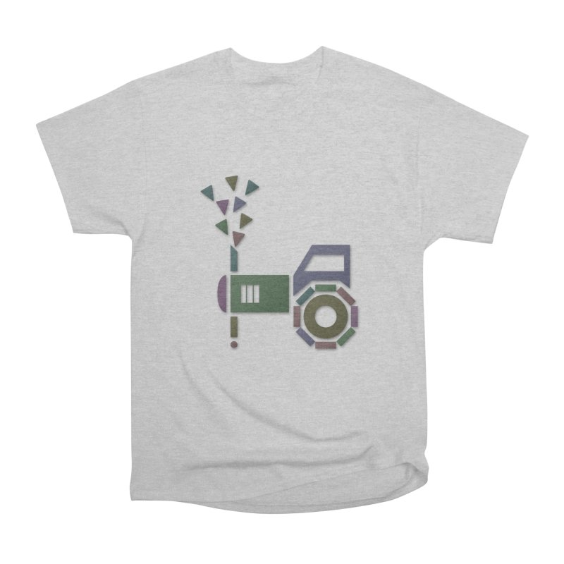 Abstract-or Men's Classic T-Shirt by Eriklectric's Artist Shop
