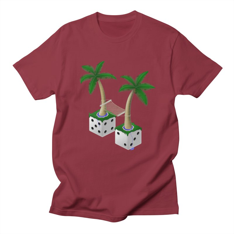 Paradice Women's Unisex T-Shirt by Eriklectric's Artist Shop