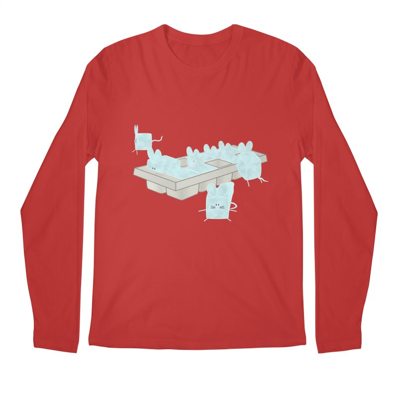 Micecubes Men's Longsleeve T-Shirt by Eriklectric's Artist Shop