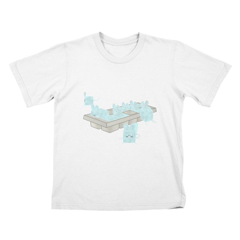 Micecubes Kids T-Shirt by Eriklectric's Artist Shop