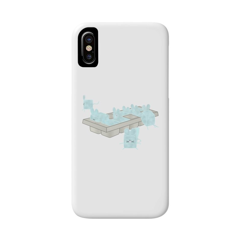 Micecubes Accessories Phone Case by Eriklectric's Artist Shop