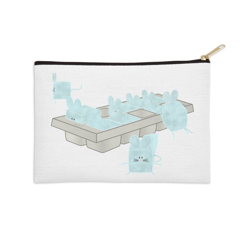 Micecubes Accessories Zip Pouch by Eriklectric's Artist Shop