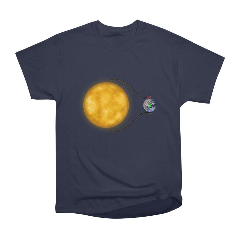 Solar Power Men's Classic T-Shirt by Eriklectric's Artist Shop