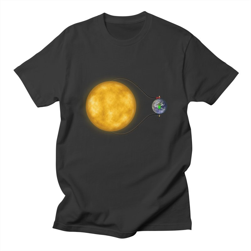 Solar Power Women's Unisex T-Shirt by Eriklectric's Artist Shop