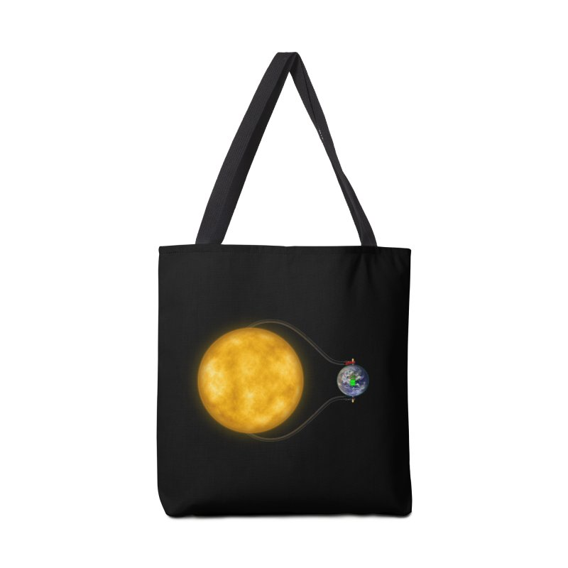 Solar Power Accessories Bag by Eriklectric's Artist Shop