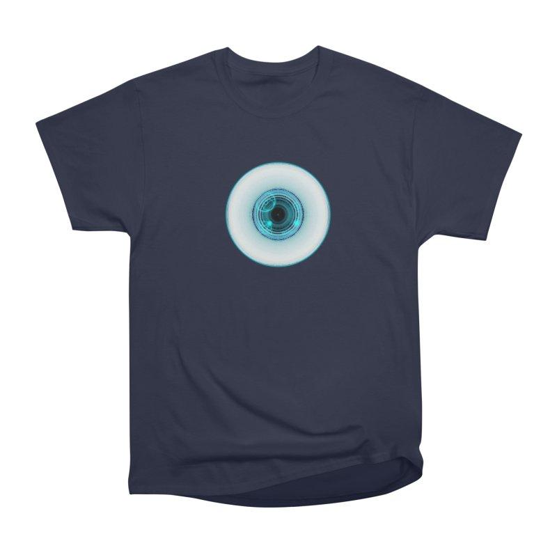 c_eye_bernetic Women's Heavyweight Unisex T-Shirt by Eriklectric's Artist Shop