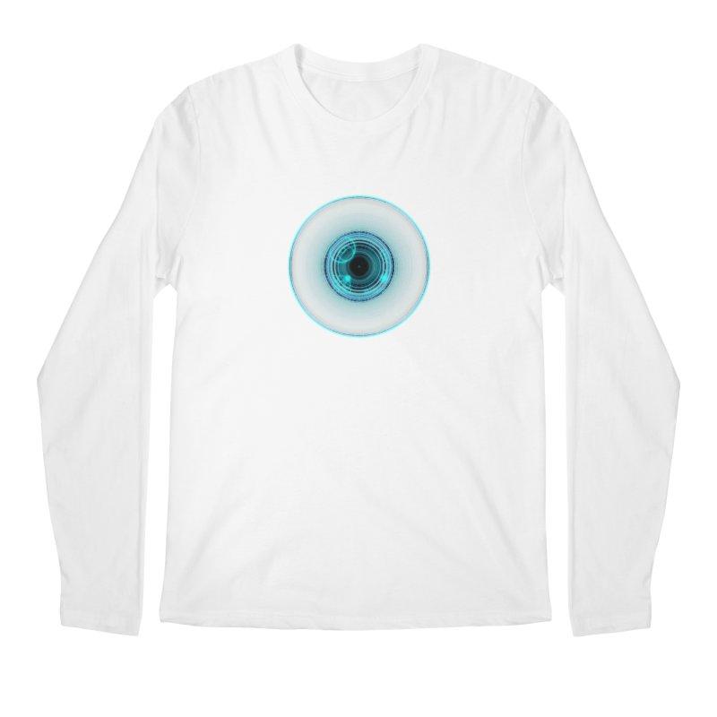 c_eye_bernetic Men's Longsleeve T-Shirt by Eriklectric's Artist Shop