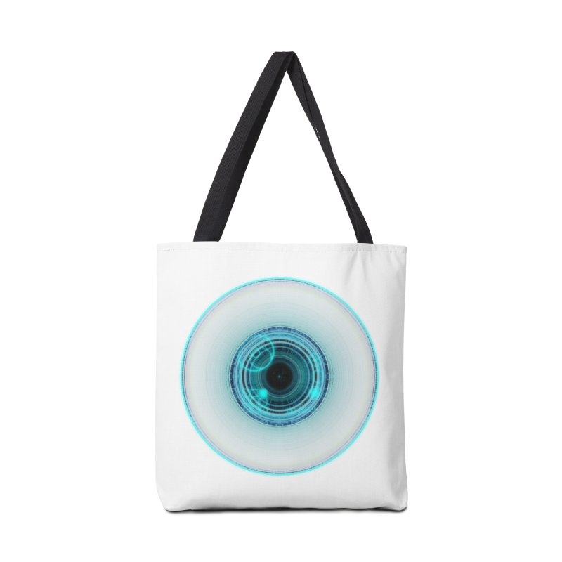c_eye_bernetic Accessories Bag by Eriklectric's Artist Shop