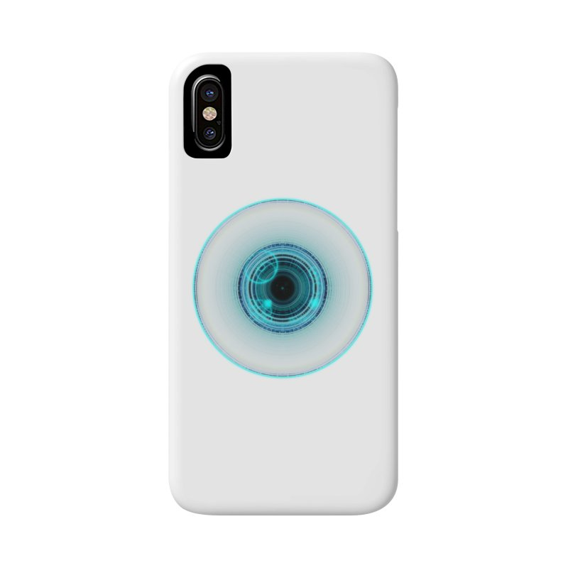 c_eye_bernetic Accessories Phone Case by Eriklectric's Artist Shop