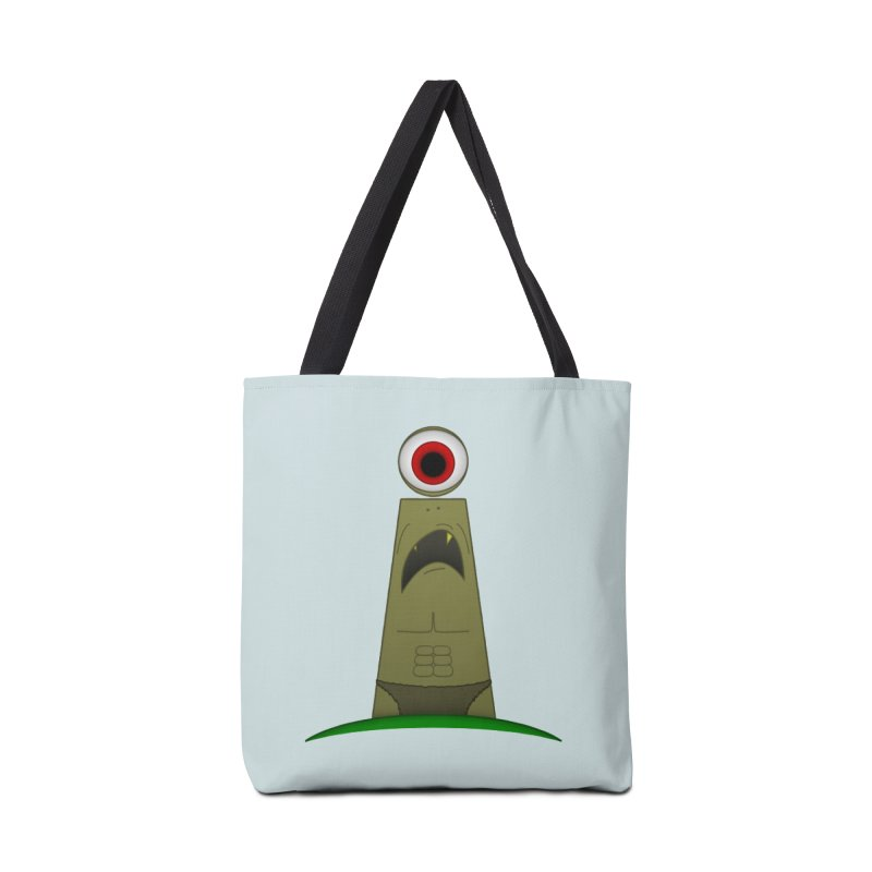 i-clops Accessories Tote Bag Bag by Eriklectric's Artist Shop