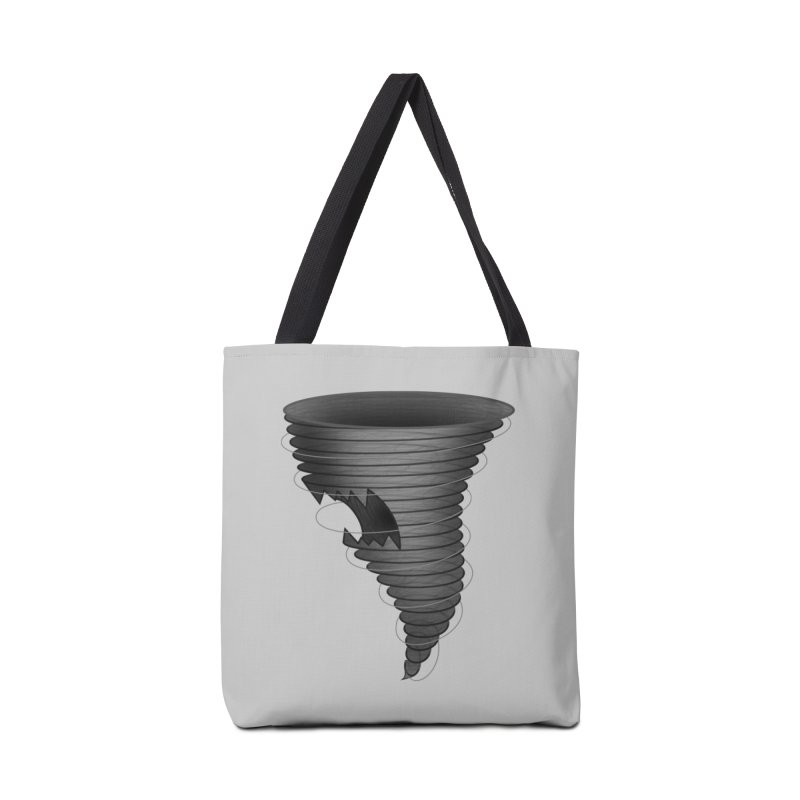 Predatornado Accessories Bag by Eriklectric's Artist Shop