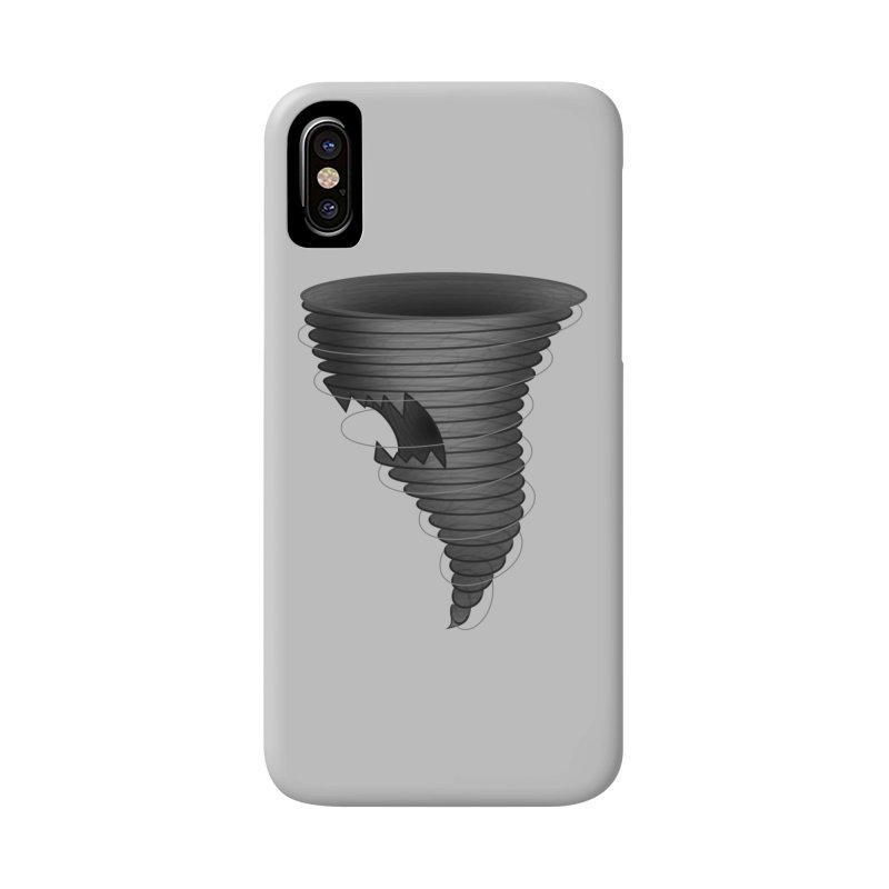 Predatornado Accessories Phone Case by Eriklectric's Artist Shop