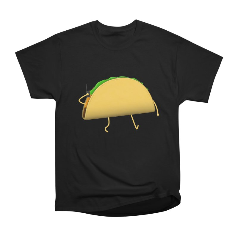 Walkie-Taco Men's Classic T-Shirt by Eriklectric's Artist Shop