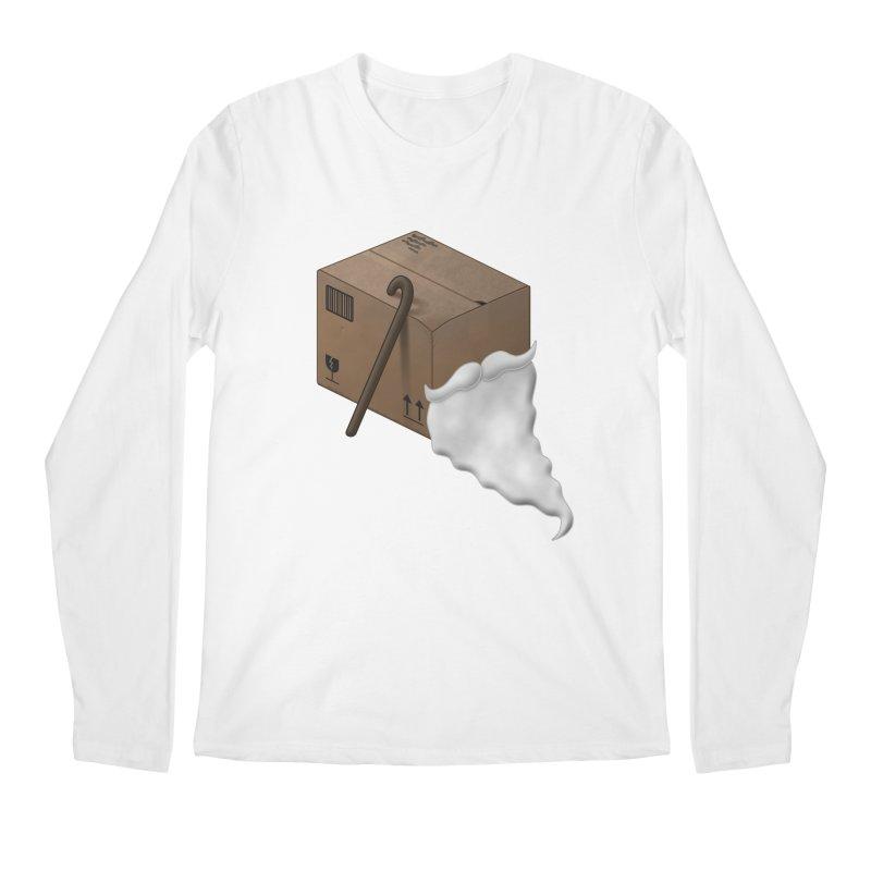 Pack-age Men's Regular Longsleeve T-Shirt by Eriklectric's Artist Shop