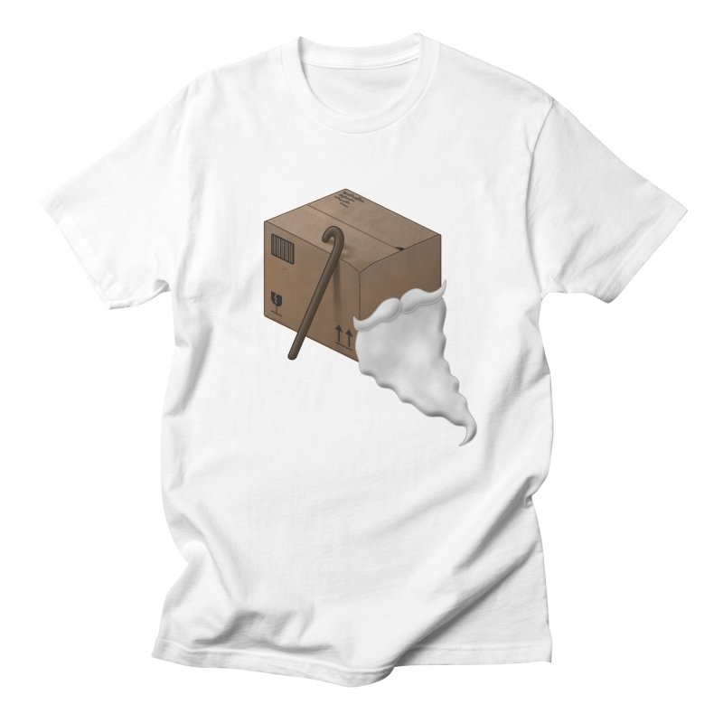 Pack-age Men's T-Shirt by Eriklectric's Artist Shop