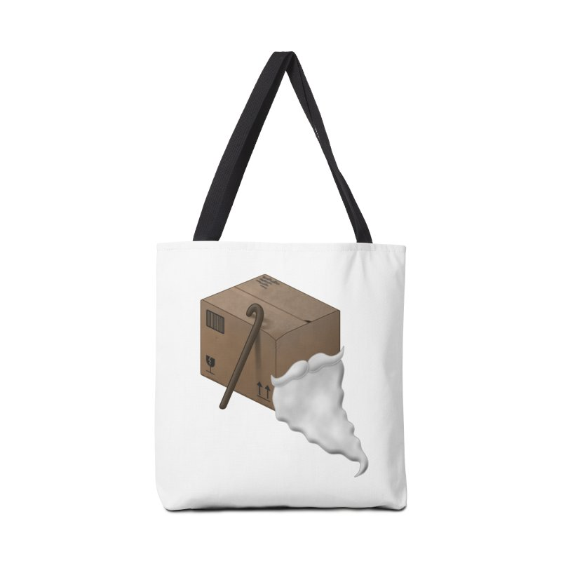Pack-age Accessories Bag by Eriklectric's Artist Shop