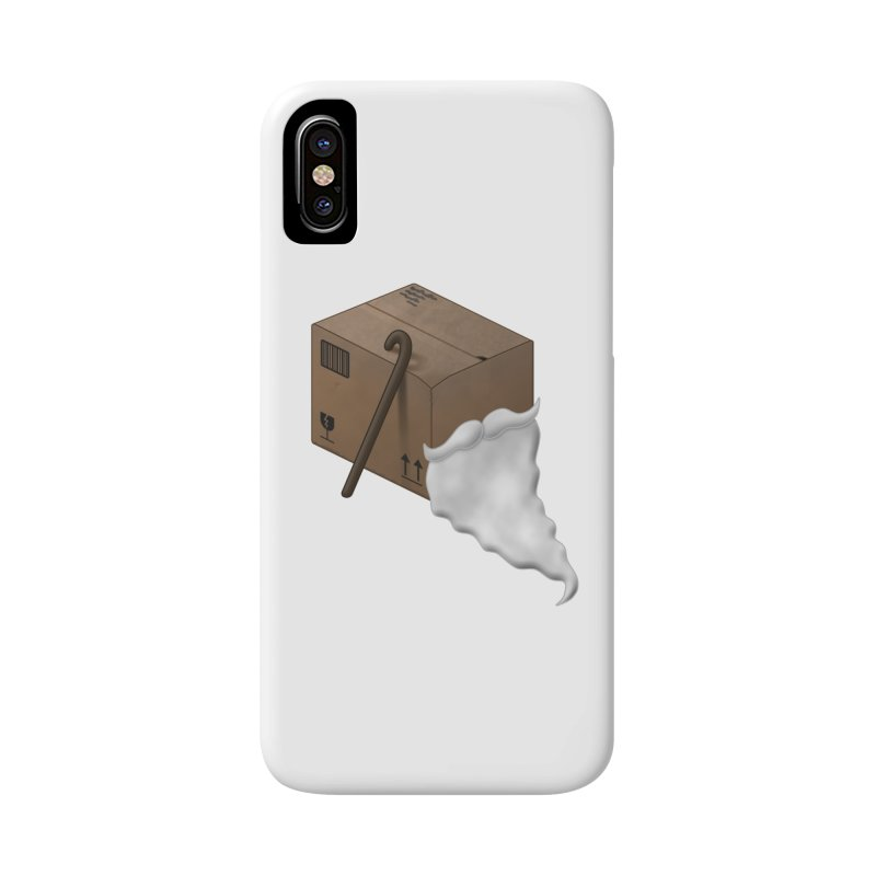 Pack-age Accessories Phone Case by Eriklectric's Artist Shop