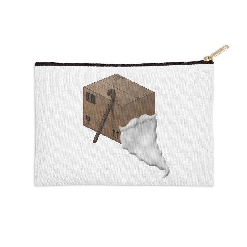 Pack-age Accessories Zip Pouch by Eriklectric's Artist Shop