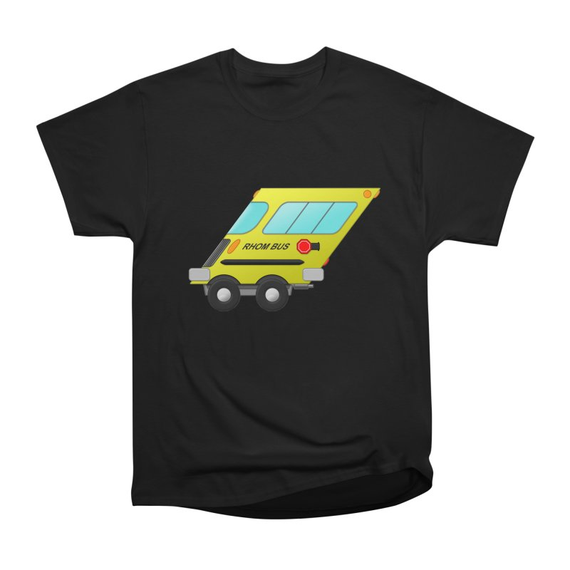 Rhom-bus Men's Classic T-Shirt by Eriklectric's Artist Shop