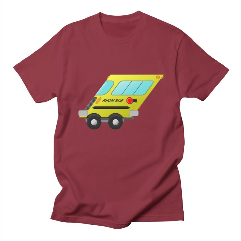 Rhom-bus Women's Regular Unisex T-Shirt by Eriklectric's Artist Shop