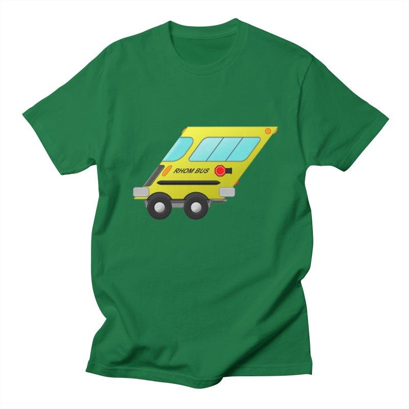 Rhom-bus Women's Regular Unisex T-Shirt by Eriklectric's Artist Shop