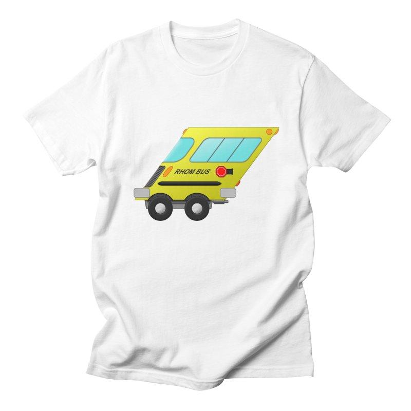 Rhom-bus Men's T-Shirt by Eriklectric's Artist Shop