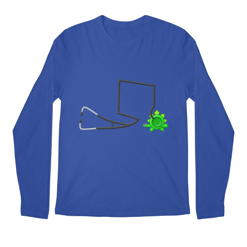 Stegoscope Men's Regular Longsleeve T-Shirt by Eriklectric's Artist Shop
