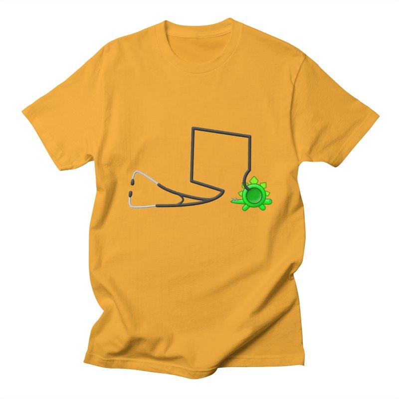 Stegoscope Men's Regular T-Shirt by Eriklectric's Artist Shop